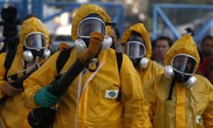 desinfección zika