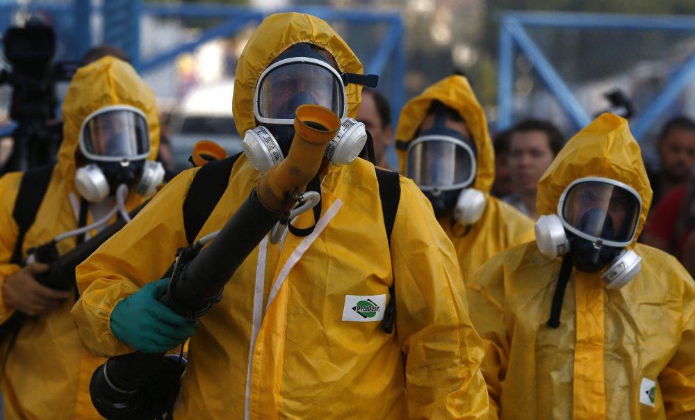 Brasil desplegará 200.000 militares para luchar contra el zika